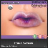 [MC] Frozen Romance Lip Stick (wear to unpack)