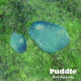 [ FULL PERM ] Puddle