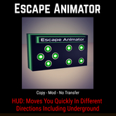 Escape Animator [Moon Bunny Inc.]