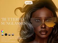 "Klubb - ""BUTTERFLY"" Sunglasses"
