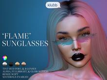 "Klubb - ""FLAME"" Sunglasses"