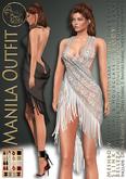 ***ArisArisB&W~Manila Outfit - Custom HUD