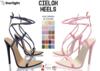 :: SA ::  Cielox Heels with HUD