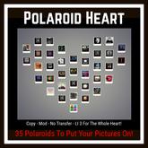Polaroid Heart [Moon Bunny Inc.]