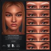 Nuve. Ava tintable eyebrows - Evo X