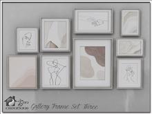 Gallery Art Set Three