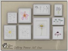 Gallery Art Set One