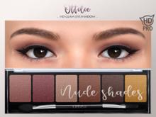 Catwa HDPRO Eyeshadow - Glam Eyeshadow - Nude