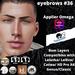 #TS#  Eyebrows #36 BOM - Lel Evo/Catwa HD Pro/ Classic