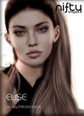 :NiFty: ELISE shape for Lelutka Evo FLEUR