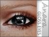 [Anara] Gloss Eyes - Steel Gray