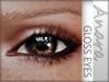 [Anara] Gloss Eyes - Brown