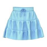 Little Fox - Sophia skirt // sky