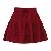 Little Fox - Sophia skirt // cherry