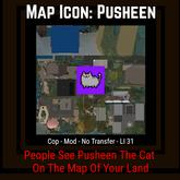 Map Icon - Pusheen [Moon Bunny Inc.]