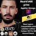 #TS# Beard #68 prim  BOM - Lel Evo/Catwa HD Pro/AK/ Classic