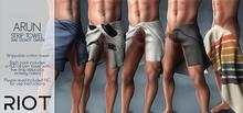 RIOT / Arun Towel - Fatpack