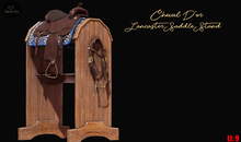 Cheval D'or / Lancaster Saddle Stand Decoration.