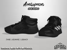 :PM: Sneakers Amaymon - Black #1