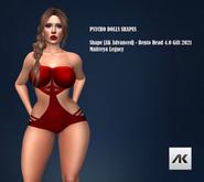 Shape [AK Advanced] - Bento Head 4.0 Gift 2021 Maitreya Legacy