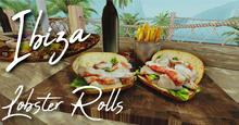 [S.S] Ibiza Lobster Rolls