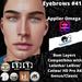 #TS#  Eyebrows #41 BOM - Lel Evo/Catwa HD Pro/ Classic