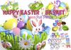[ FULL PERM ] Happy Easter Basket