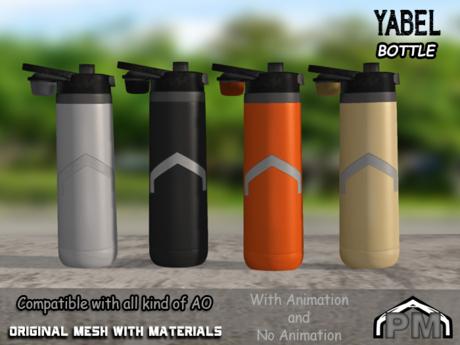 :PM: Bottle Yabel - FATPACK