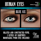 .:A&M:. Human Eyes - Blue Ice