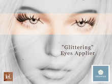 "FreshFace Eyes ""GLITTERING""  for LeLUTKA"