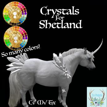 {EP} Crystal Shetland (add to unpack)