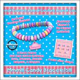 [: Kawaii Couture :]  Candy Bracelet Tiara{ADD ME}