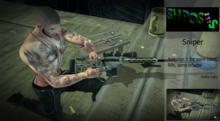 SH Poses Sniper