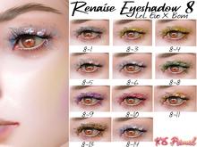XS Primal EvoX Renaise Eyeshadow 8
