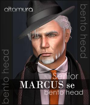 ::AbA:: *MARCUS Se* -M- Head Senior