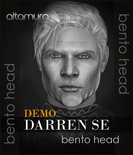 ::AbA:: *DARREN Se* -M- Head Senior demo