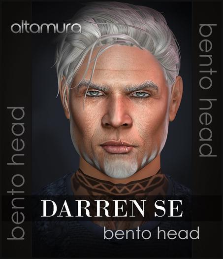 ::AbA:: *DARREN Se* -M- Head Senior