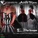 [BOX] E. burlesque dress tagGoth tagVampire