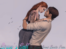 ~*Siren's Call*~ In Your Arms Bento Couple Pose
