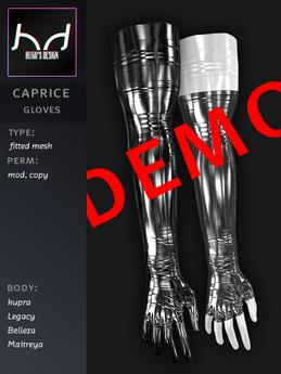 *HDM* Caprice - [DEMO] gloves