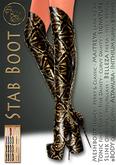 ***ArisArisB&W~Stab Boots~CUSTOM HUD