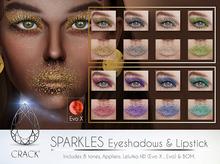 <<CRACK>> SPARKLES MAKEUP_LELUTKA HD&BOM