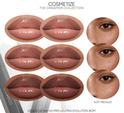Cosmetize / The Cinnamon Collection