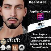 #TS# Beard #88 BOM - Lel Evo/Catwa HD Pro/AK/ Classic
