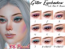 XS Primal EvoX Glitter Eyeshadow