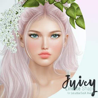 Juicy - Linette // LeLutka EvoX Avalon Shape