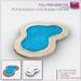 Full Perm Sculpted Pool Hot Tub Type5 Builders Kit