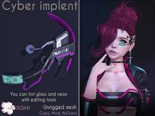 [^.^Ayashi^.^] Cyber implant