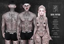 DAPPA - Devil Tattoo.