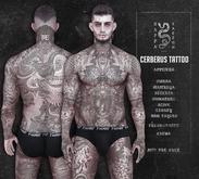 DAPPA - Cerberus Tattoo.
